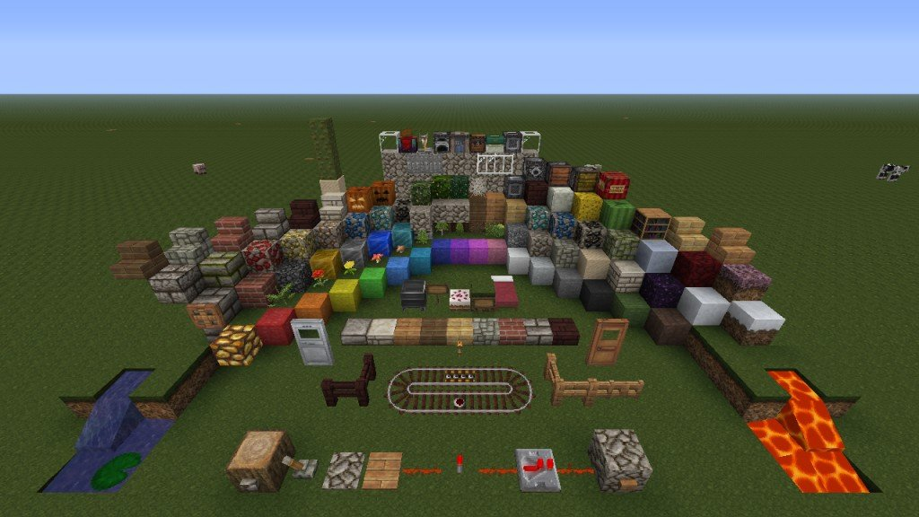More Minecraft Natural Texture Pack Screenshots: www.trueachievements.com/n15102/more-minecraft-natural-texture-pack...