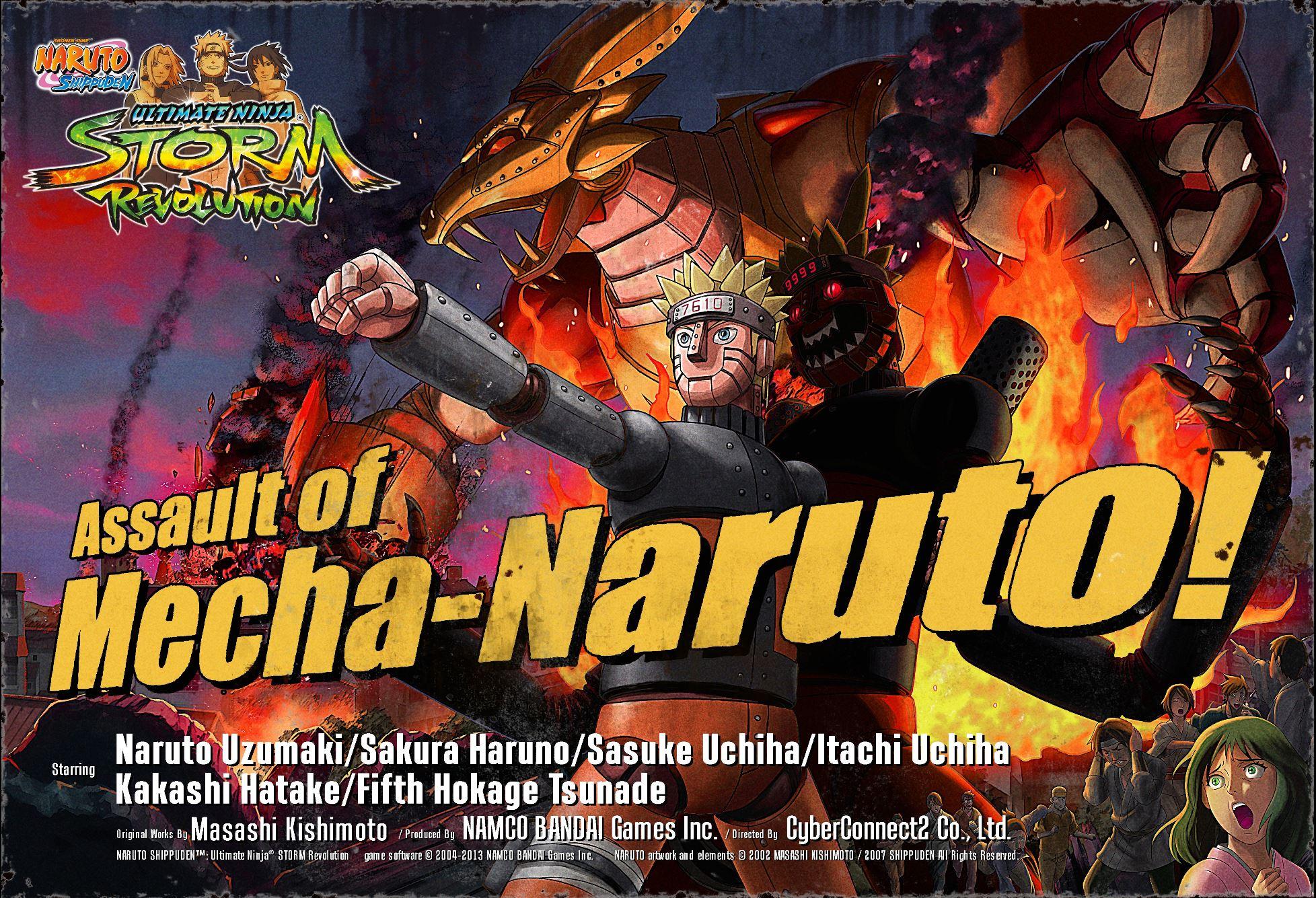 23/12/13 - Mecha Naruto 1