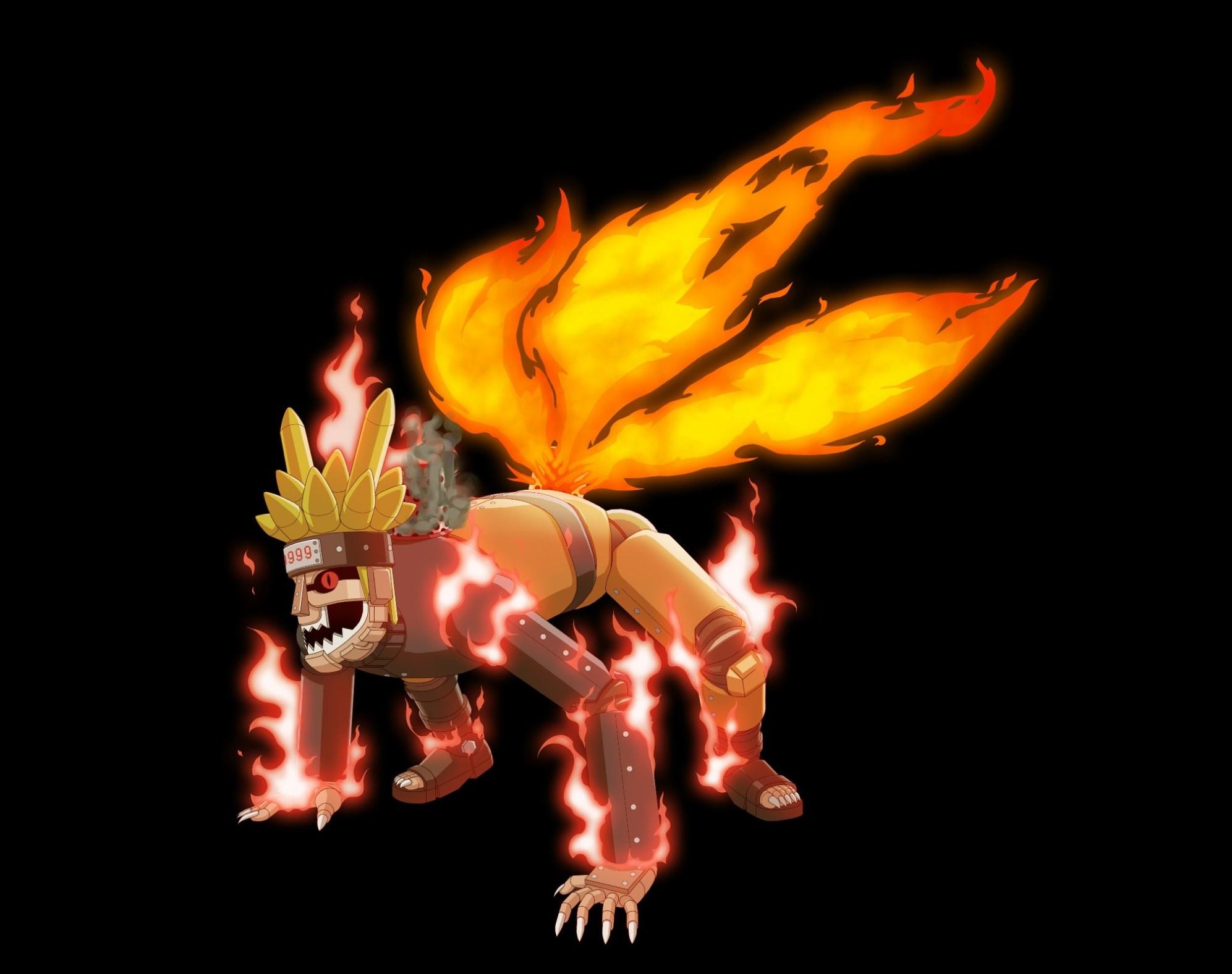 23/12/13 - Mecha Naruto 3