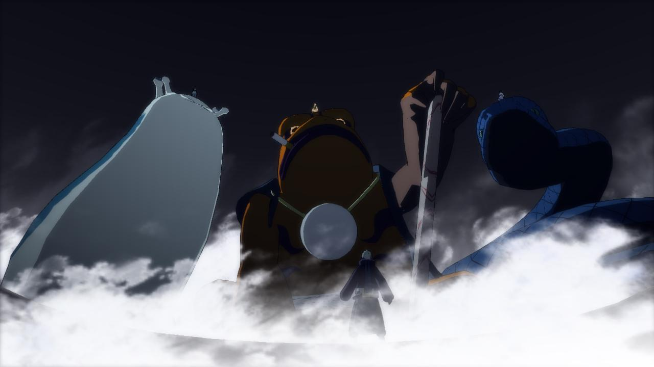 Combo Ultimate Jutsu 3