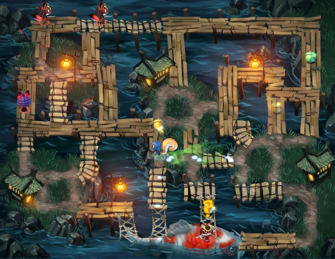 NinjaBee's Nutjitsu Heads to Xbox One