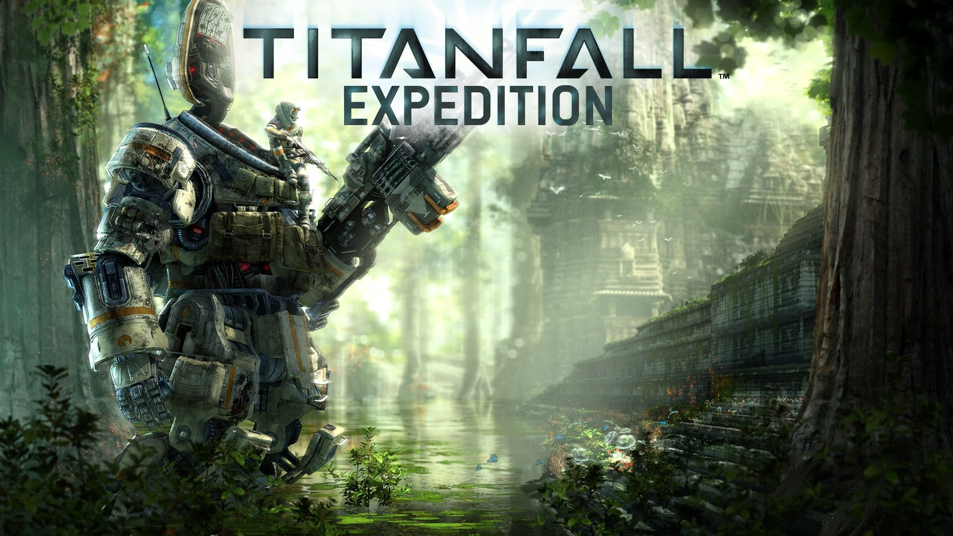 Titanfall Expedition DLC Screen