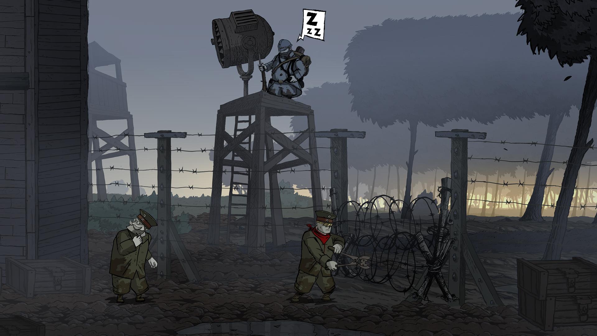 Valiant Hearts E3 screen 8
