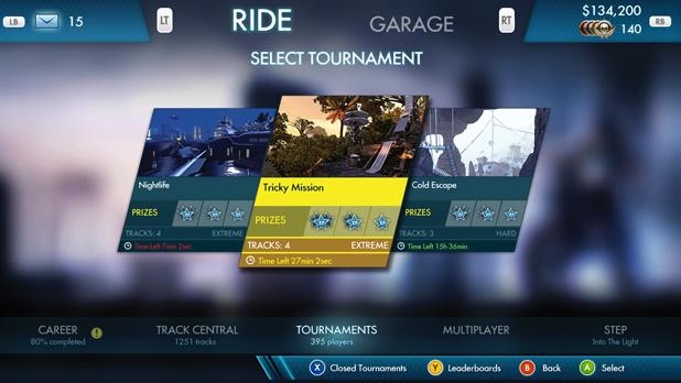 Trials Fusion_Tournament Main