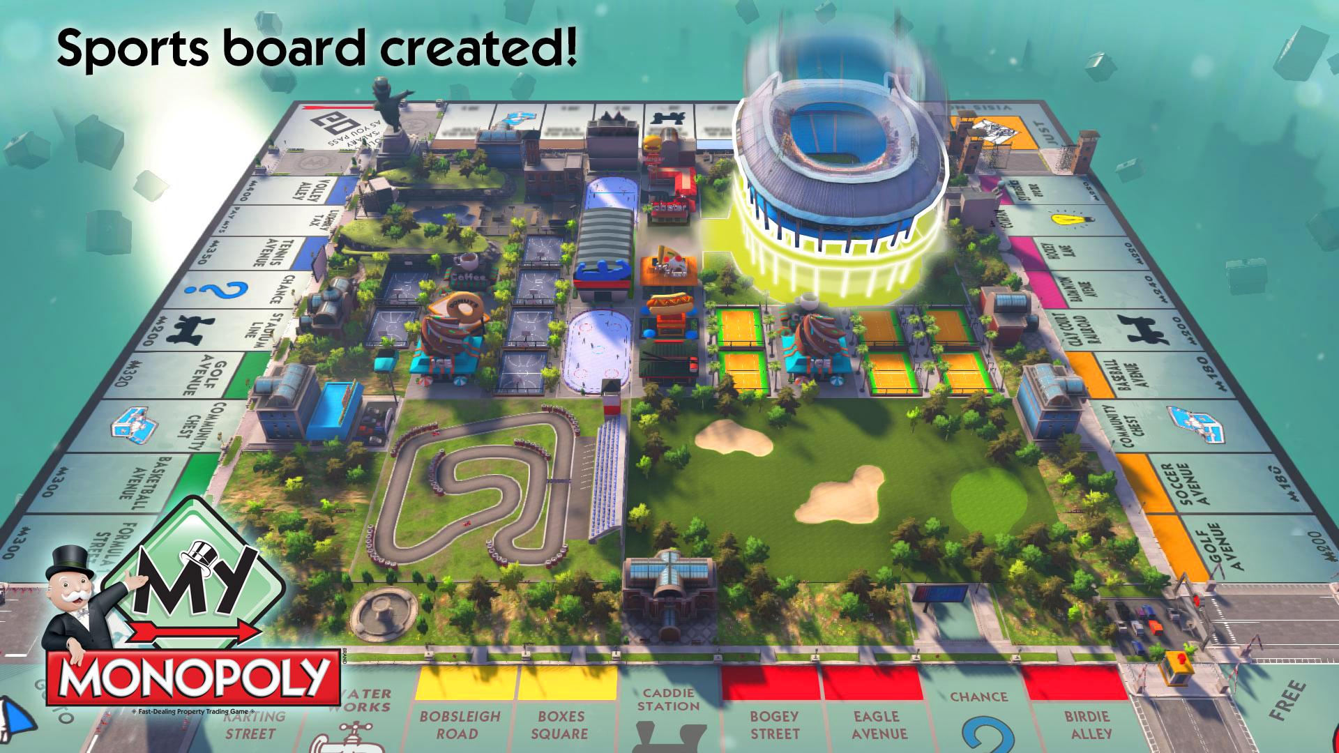 HBC My Monopoly Screens 7