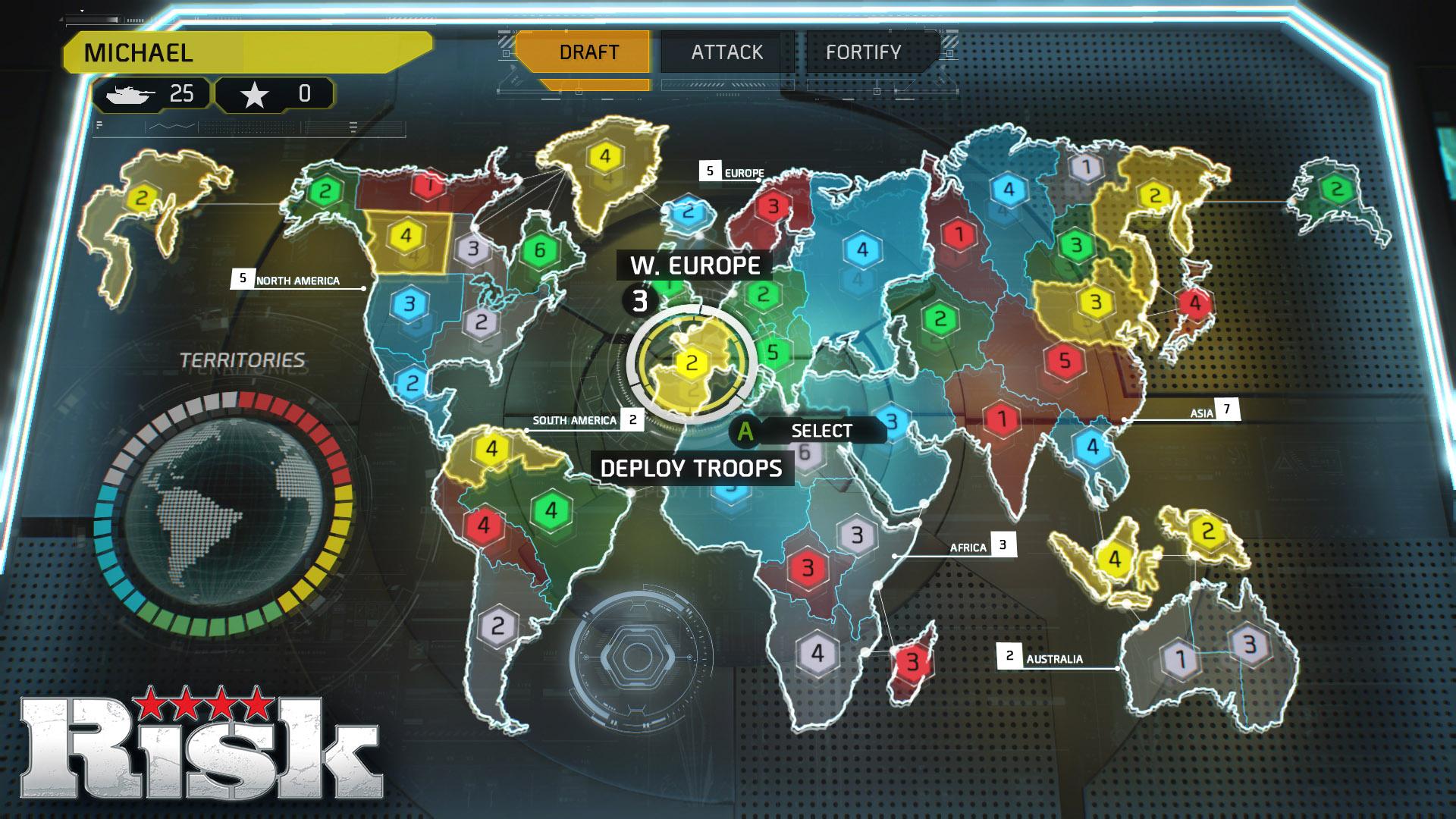 HGC Risk Screens 5