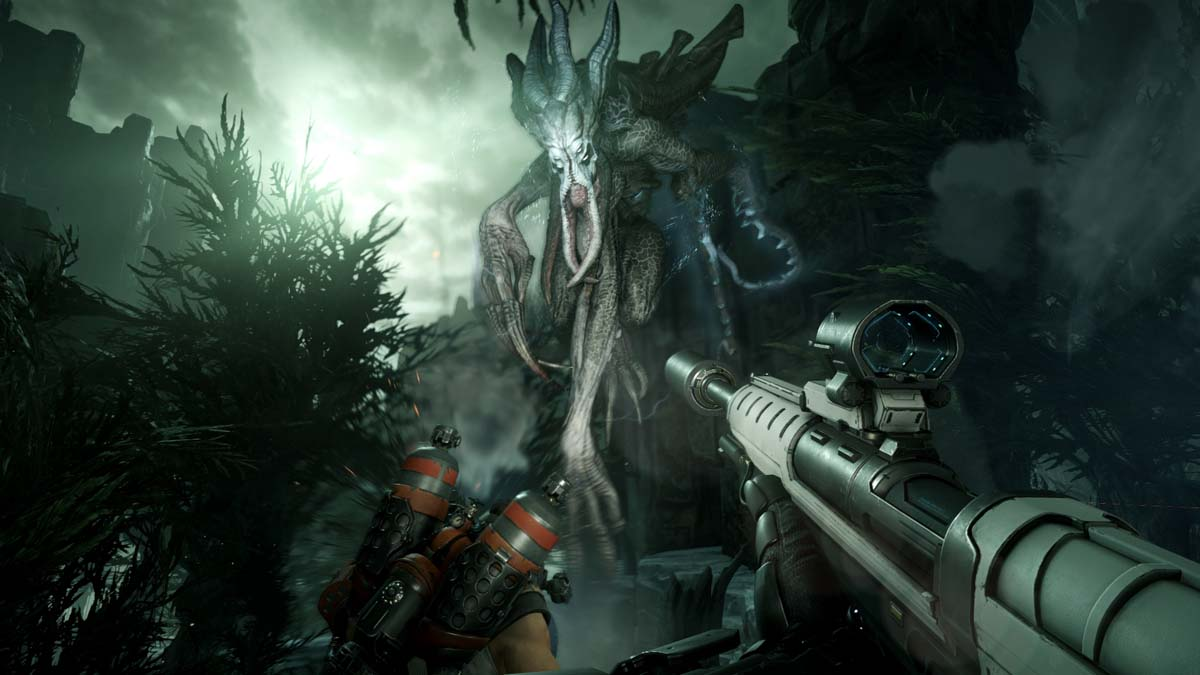 EVOLVE (PS4, XBOX ONE, PC) UPDATED 033105