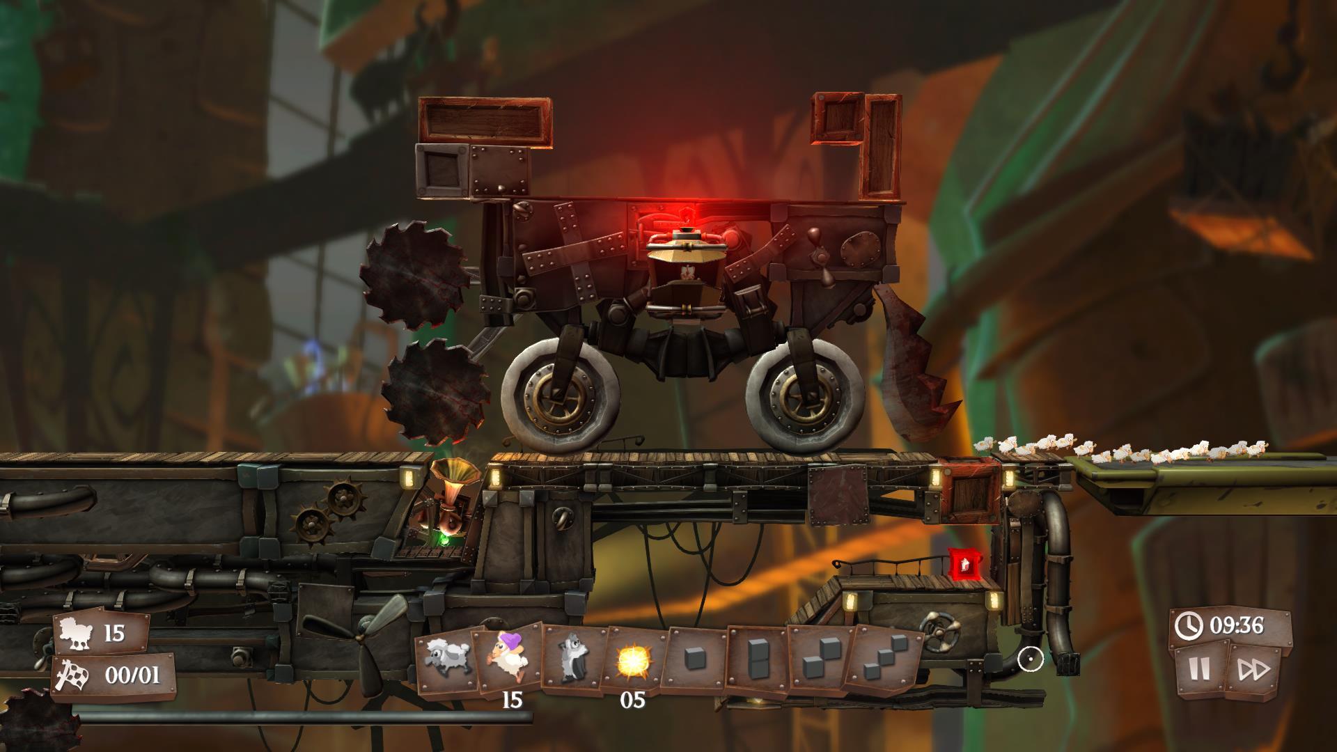 دانلود Flockers :: بازی پازلی برای PC :: بازی بازی کامپیوتر فکری معمایی