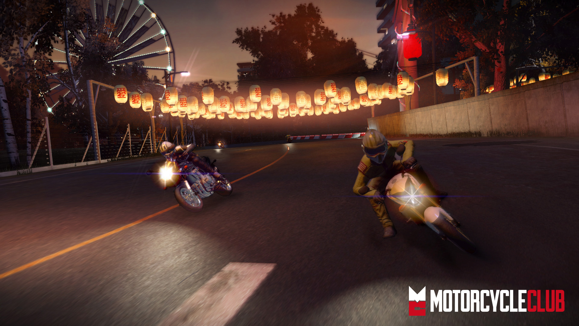 Motorcycle Club [PAL] [XBOX 360]