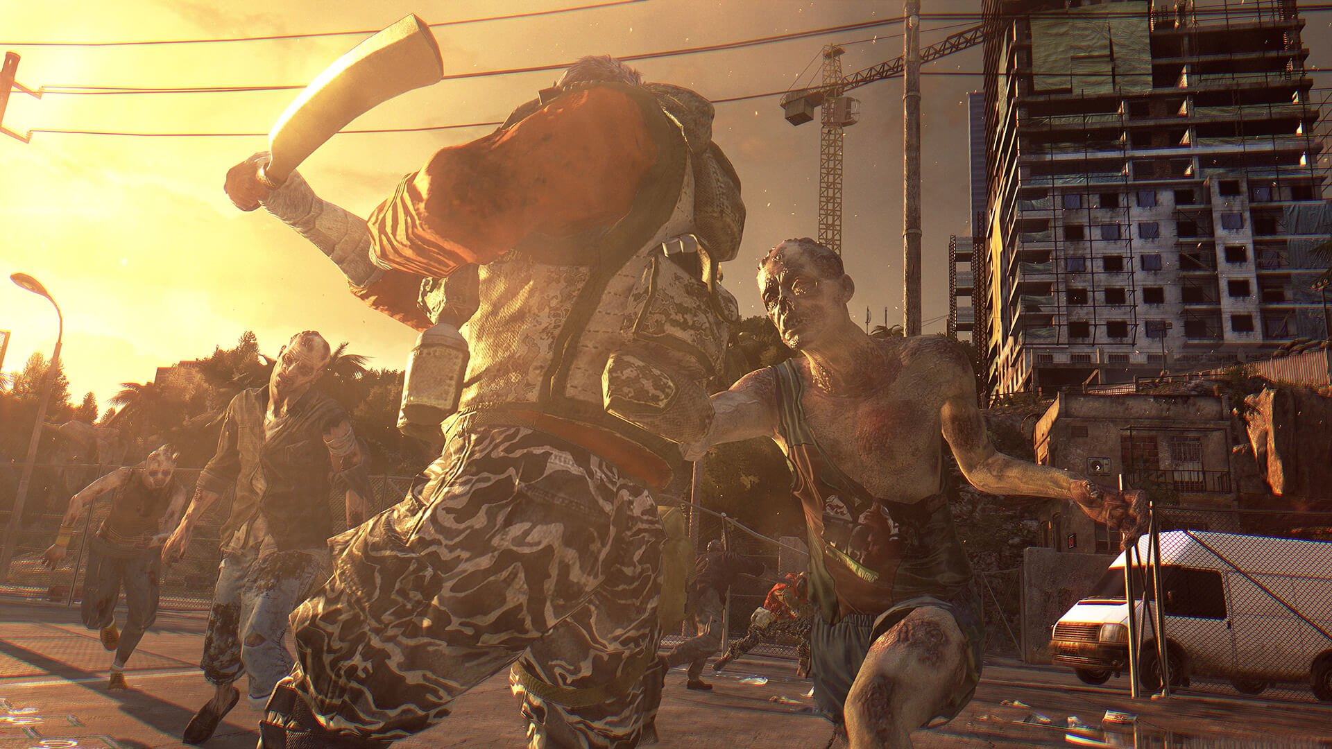 Dying Light is getting ten free bits of DLC