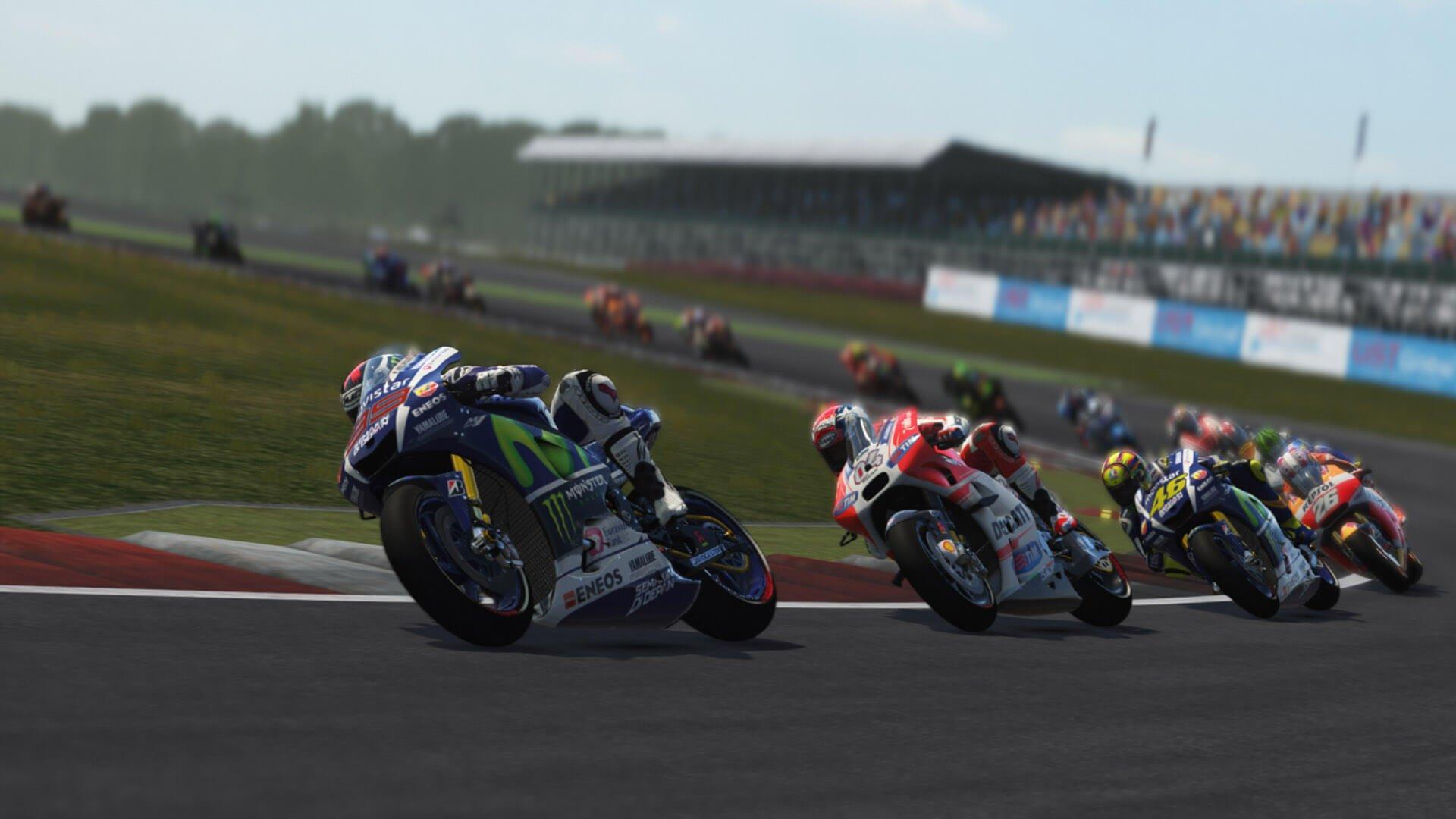 MotoGP 15 Gets New Screenshots