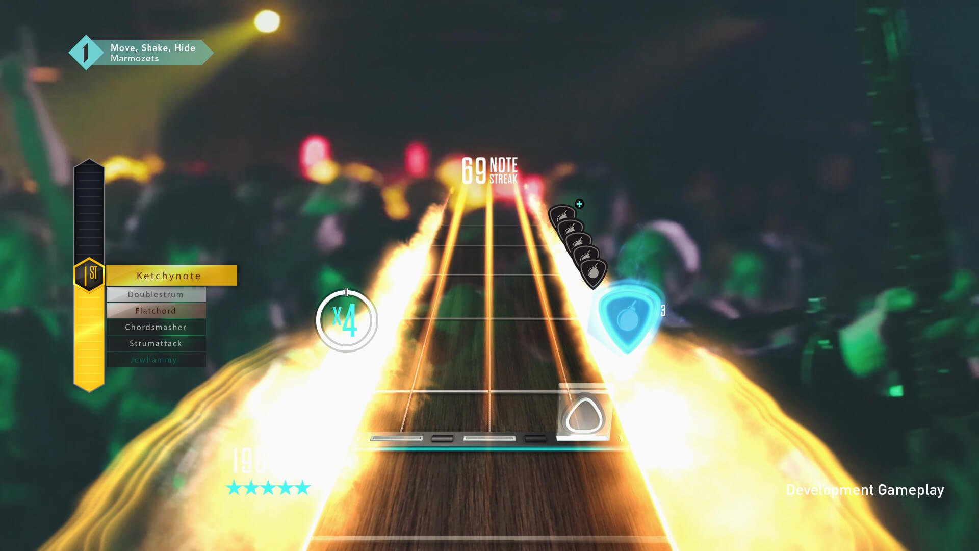 notes about what a hero is Be a lead guitarist who plays for thousands of people in the unique rhythm game guitar hero the game comes with a guitar-shaped controller.