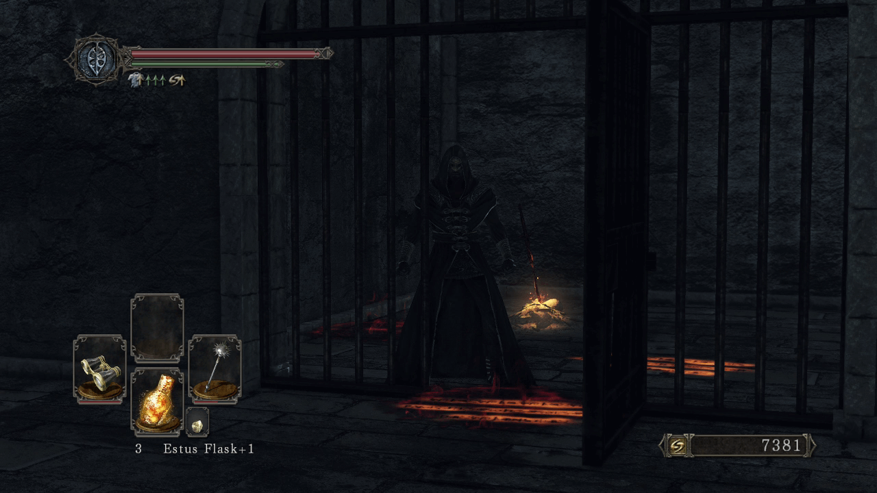 Room Right To Straid Dark Souls