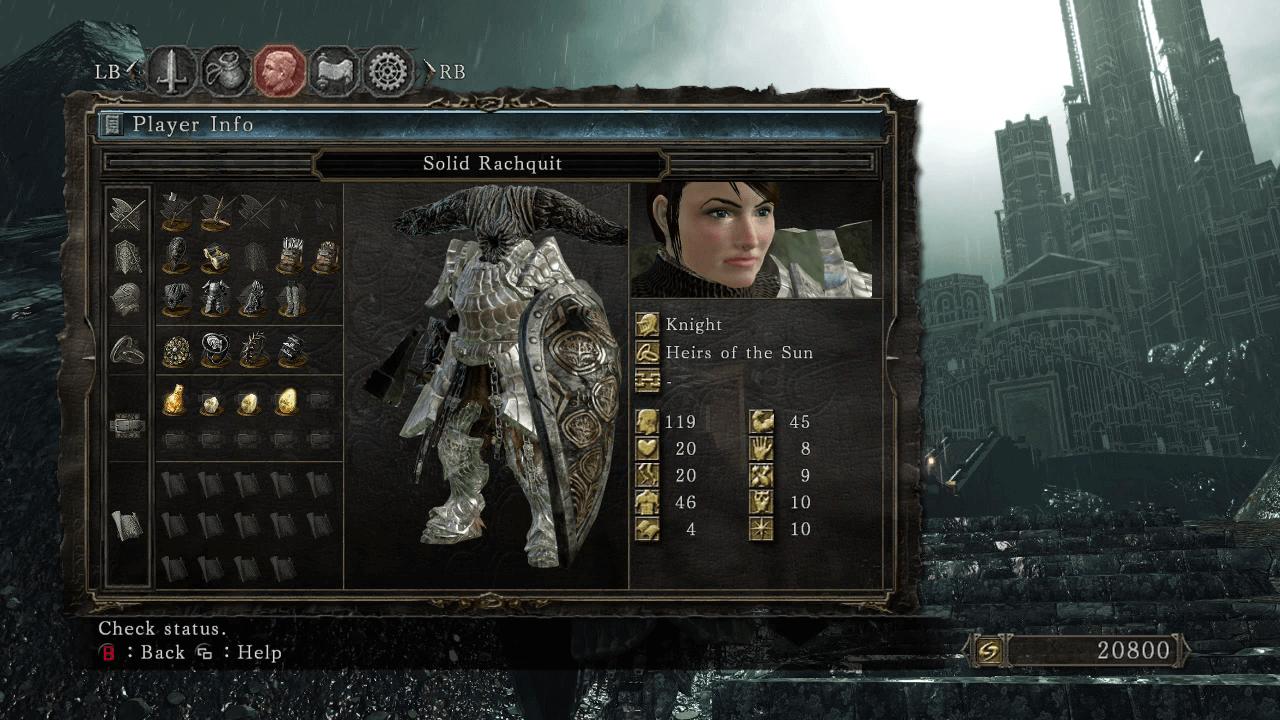 Dark Souls  Old Leo Ring