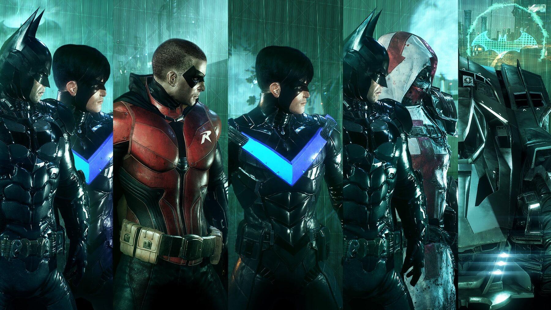 Next Month's Batman: Arkham Knight DLC Revealed