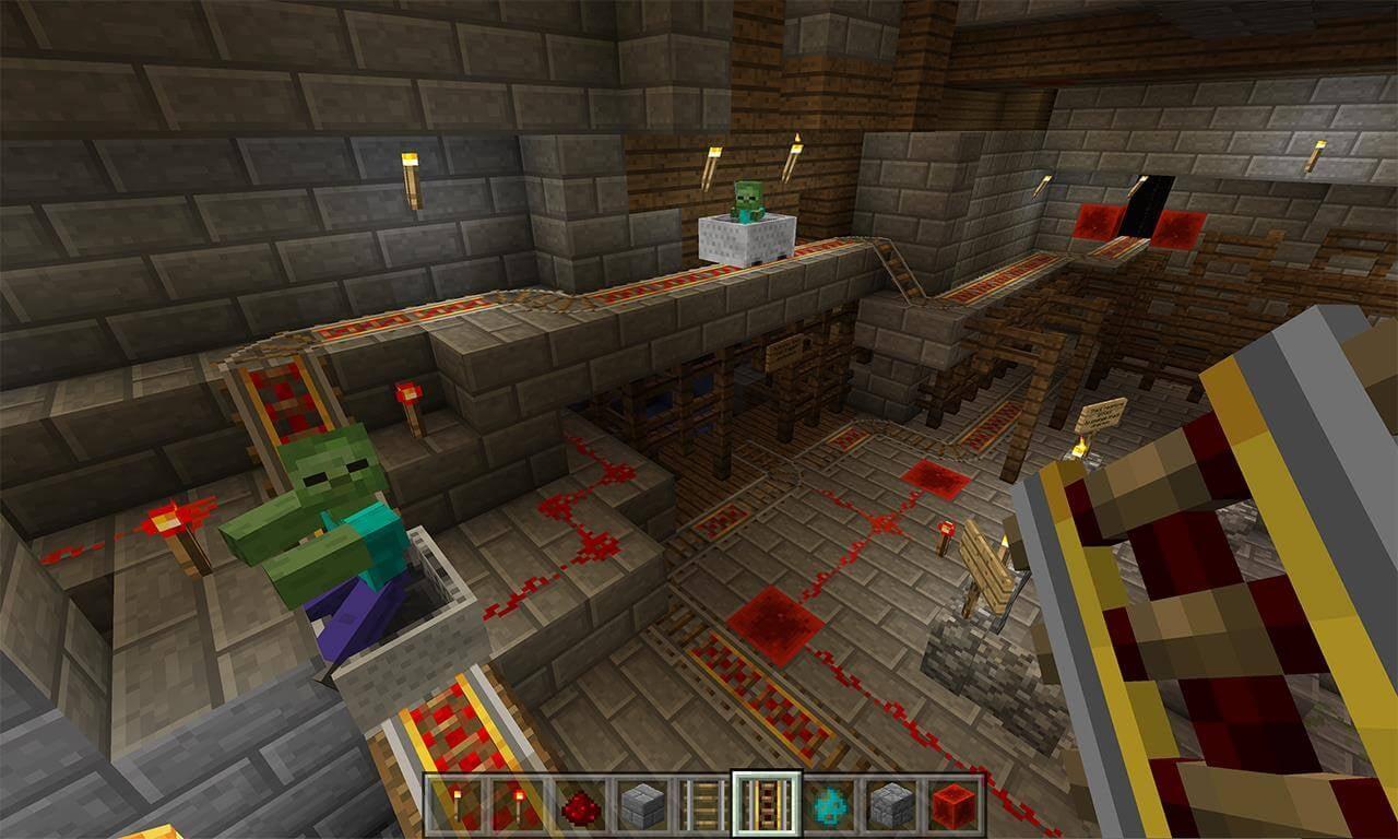 Minecraft W10 Update Screens 01