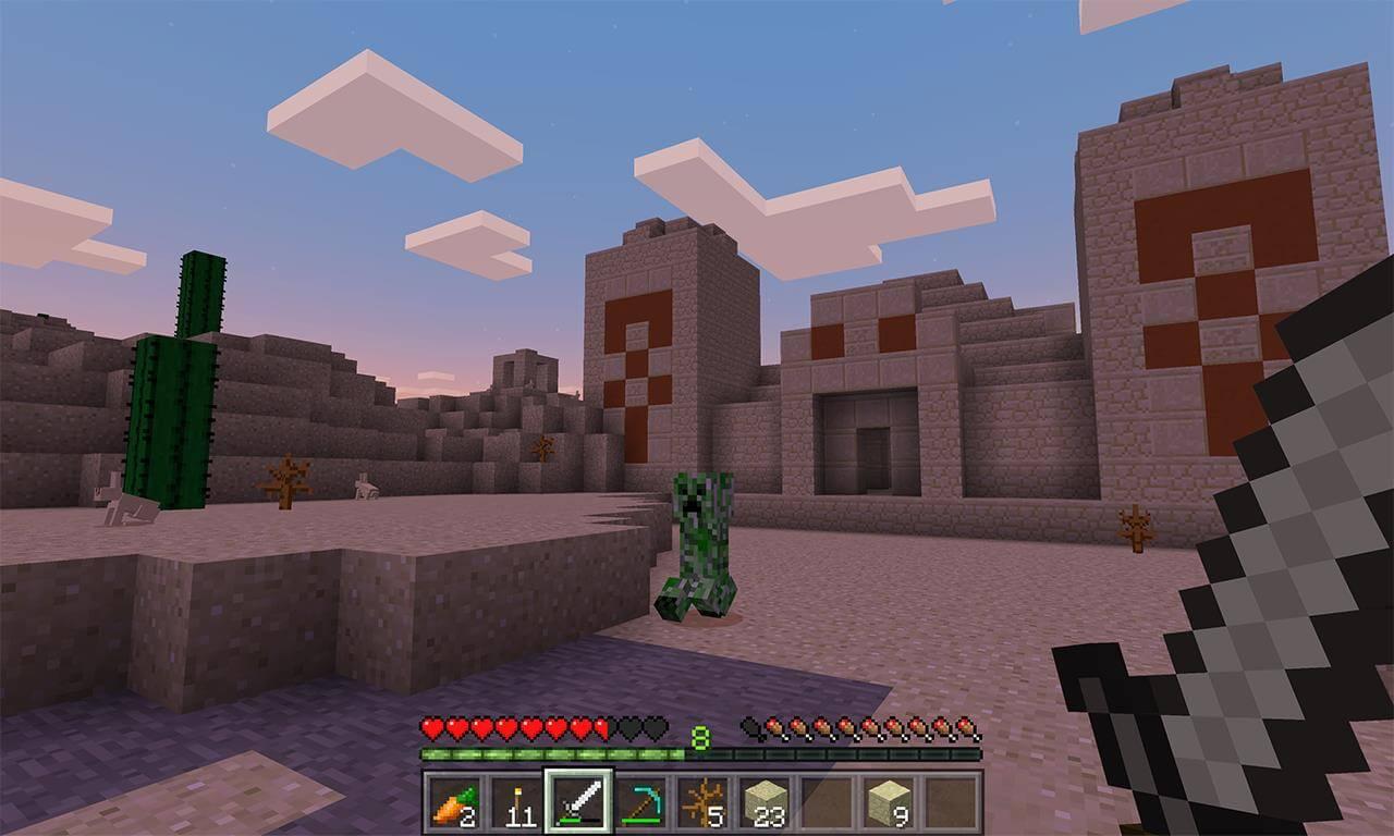 Minecraft W10 Update Screens 2