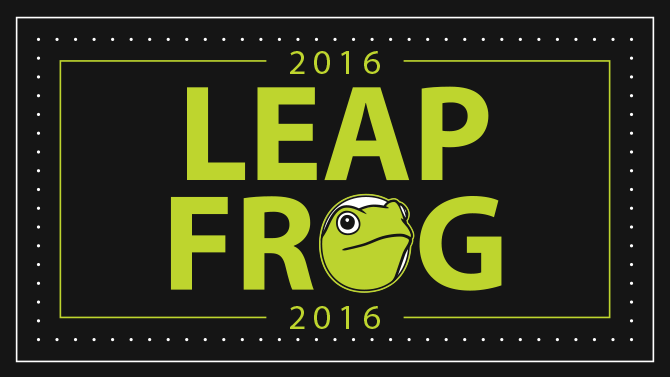 Leap Frog 2016