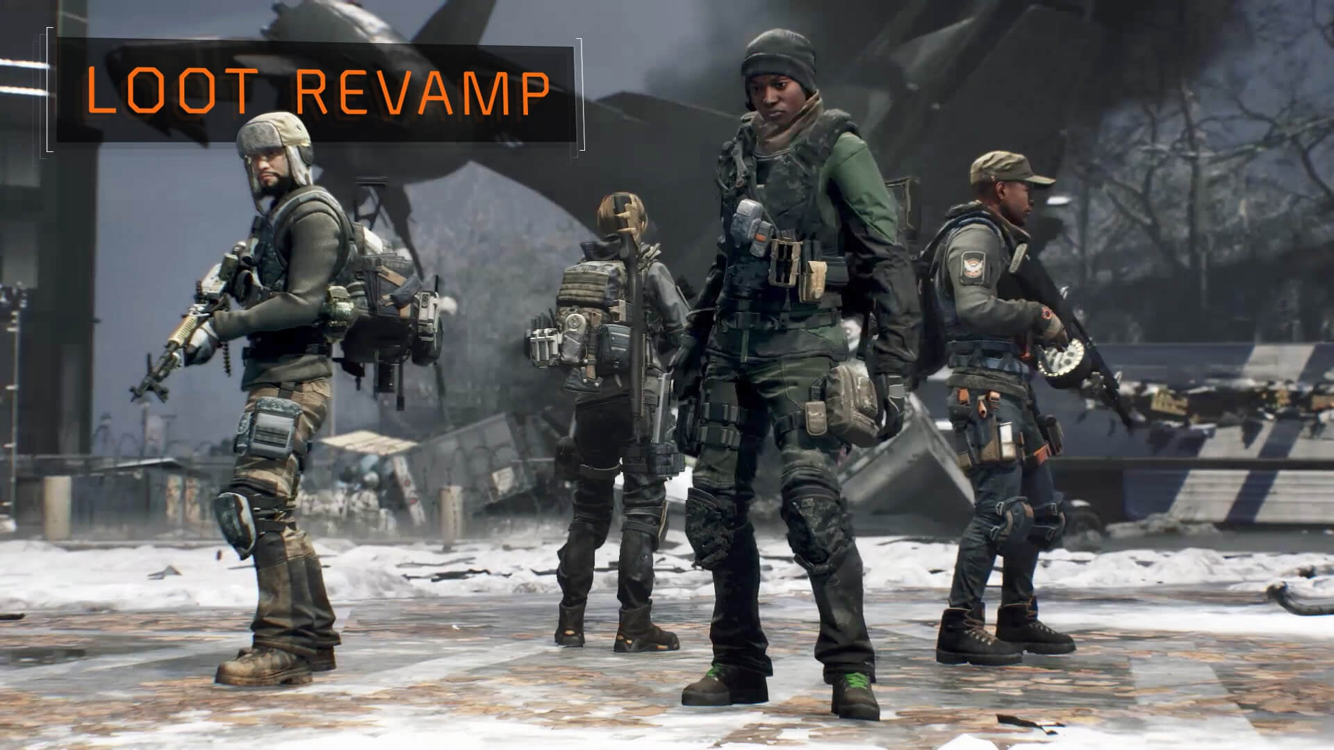 The Division Update 1.2 Screen 01