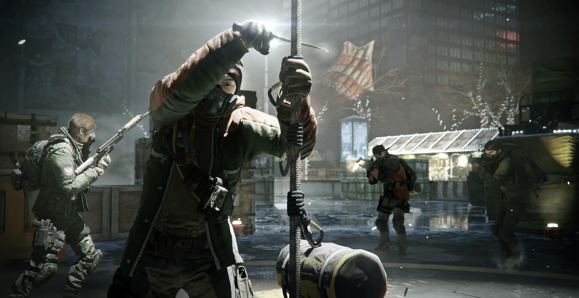 The Division Update 1.2 Screen 3