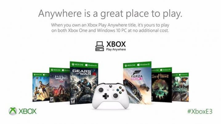 Microsoft to launch Xbox Play Anywhere in September