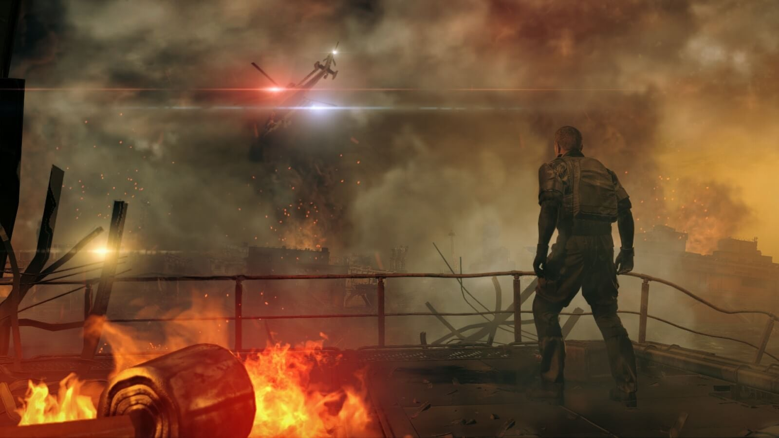 Metal Gear Survive Beta Confirmed For PS4 And Xbox One