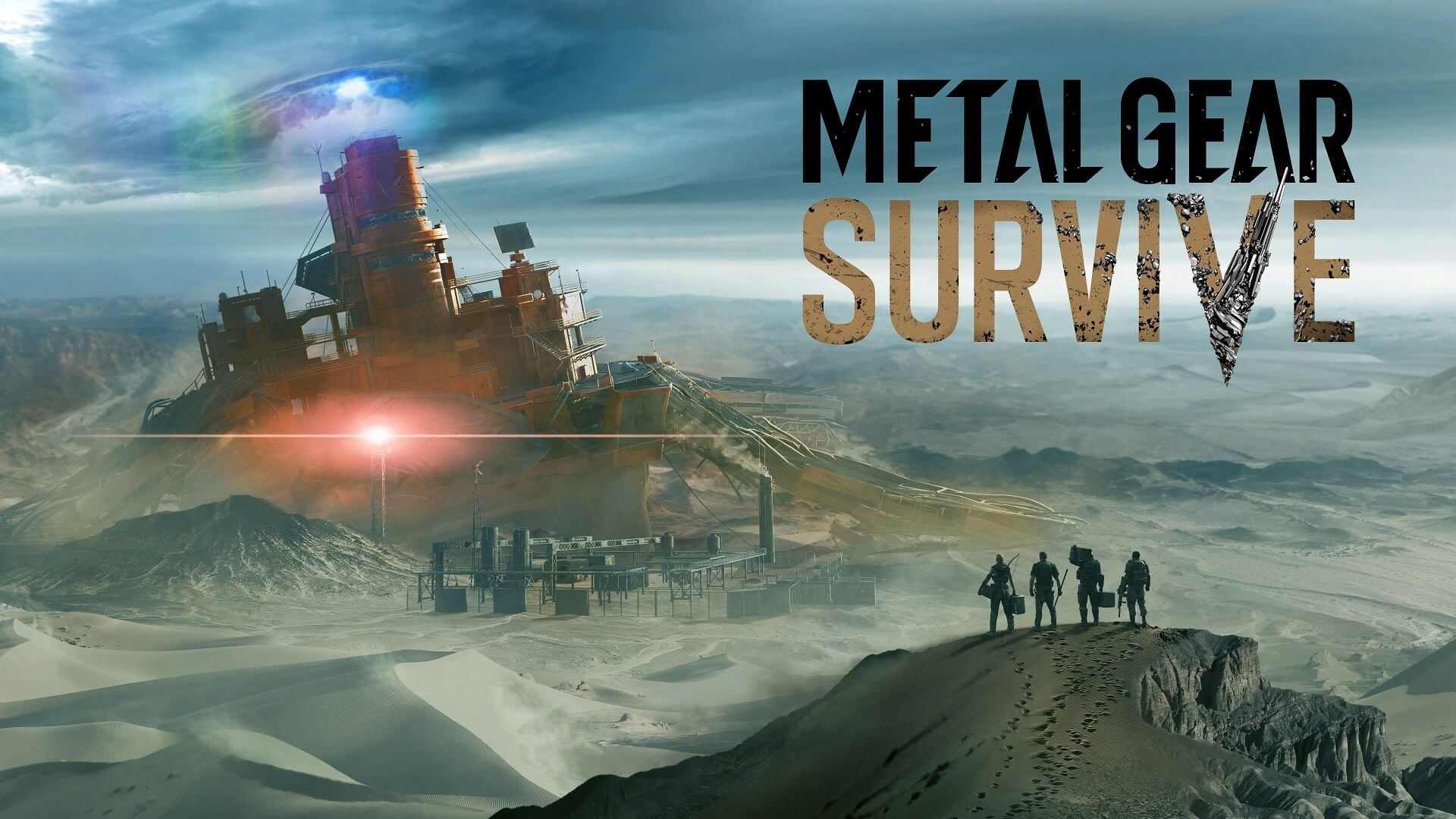 New Retail Releases: Metal Gear Survive, Sword Art Online: Fatal Bullet, More