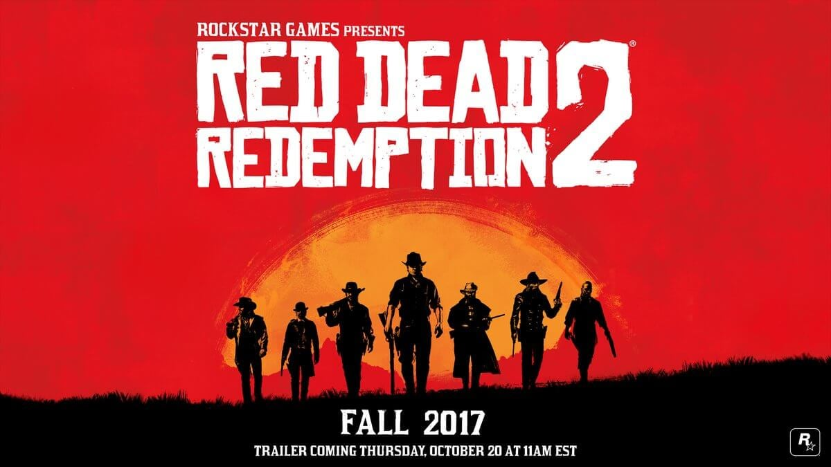 Red Dead Redemption 2 announced, but only for consoles