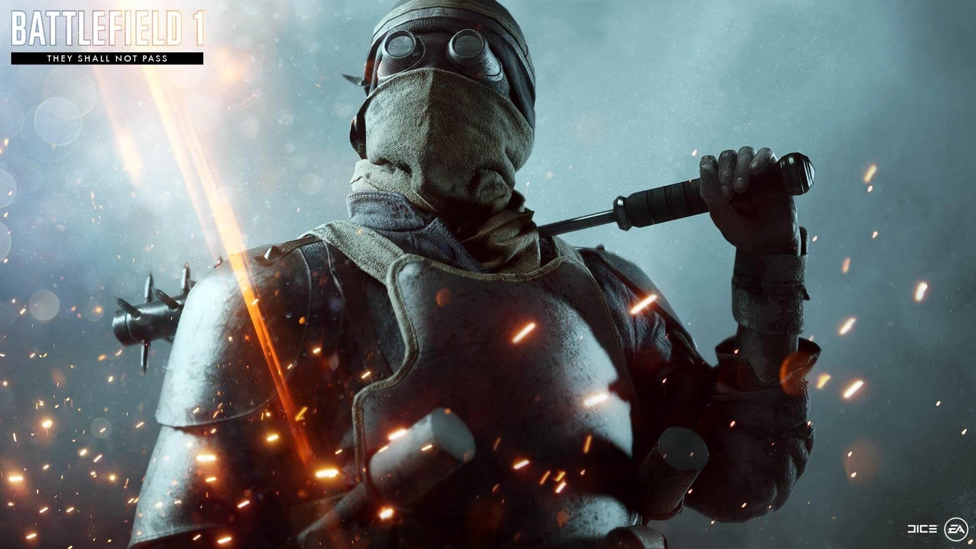 Battlefield 1 They Shall Not Pass DLC Free For Two Weeks