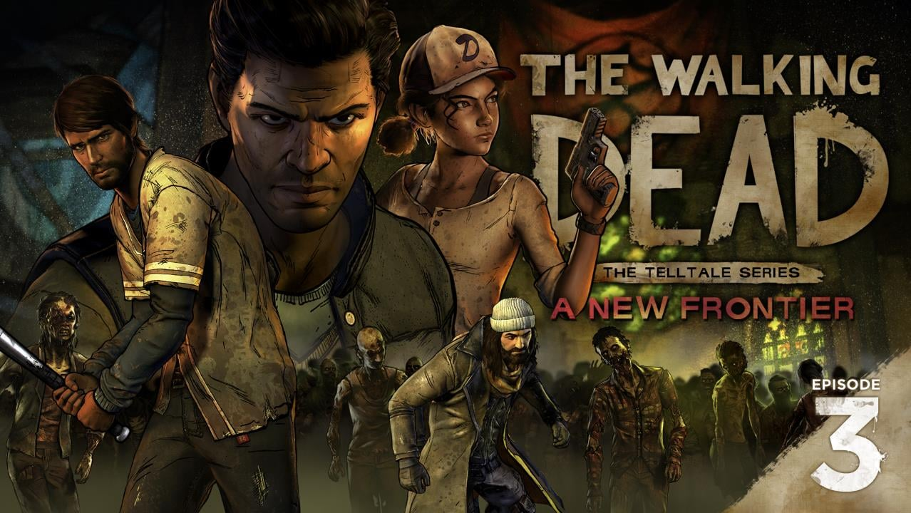 The Walking Dead - A New Frontier: Above the Law releases next week