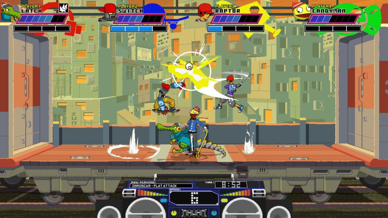 Lethal League Heading to Consoles, Video Available