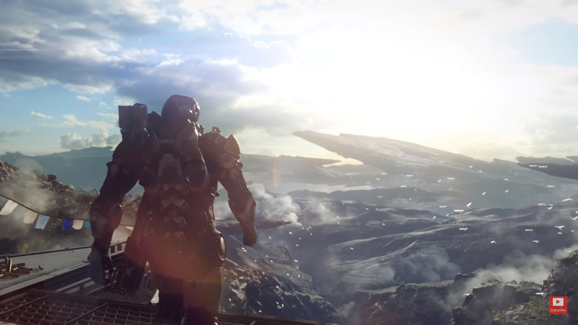 Anthem Delayed With a New Battlefield Game Replacing its 2018 Launch