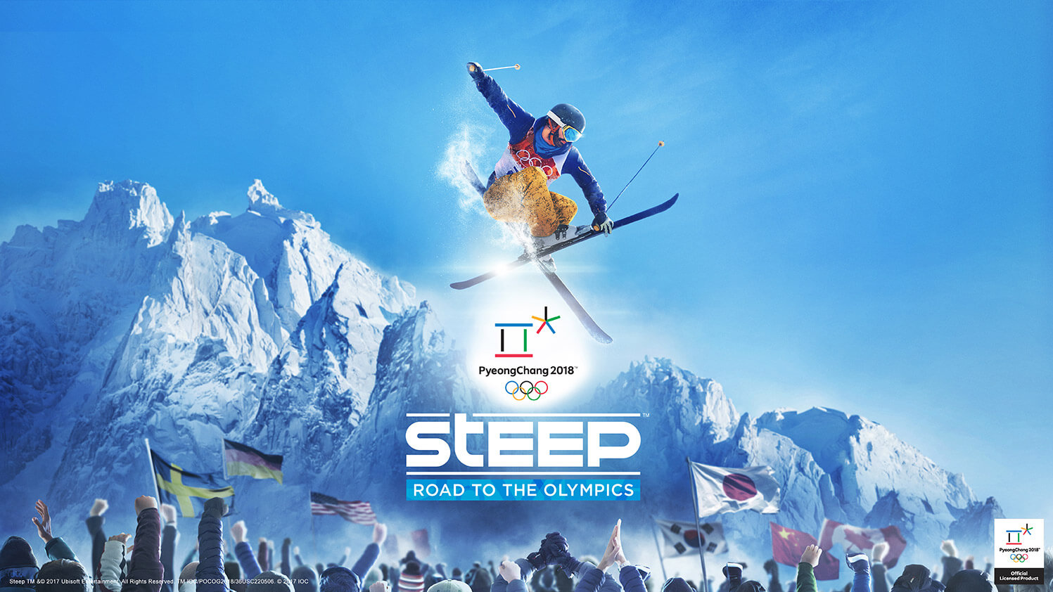 Steep Road to the Olympics Open Beta Available This Week