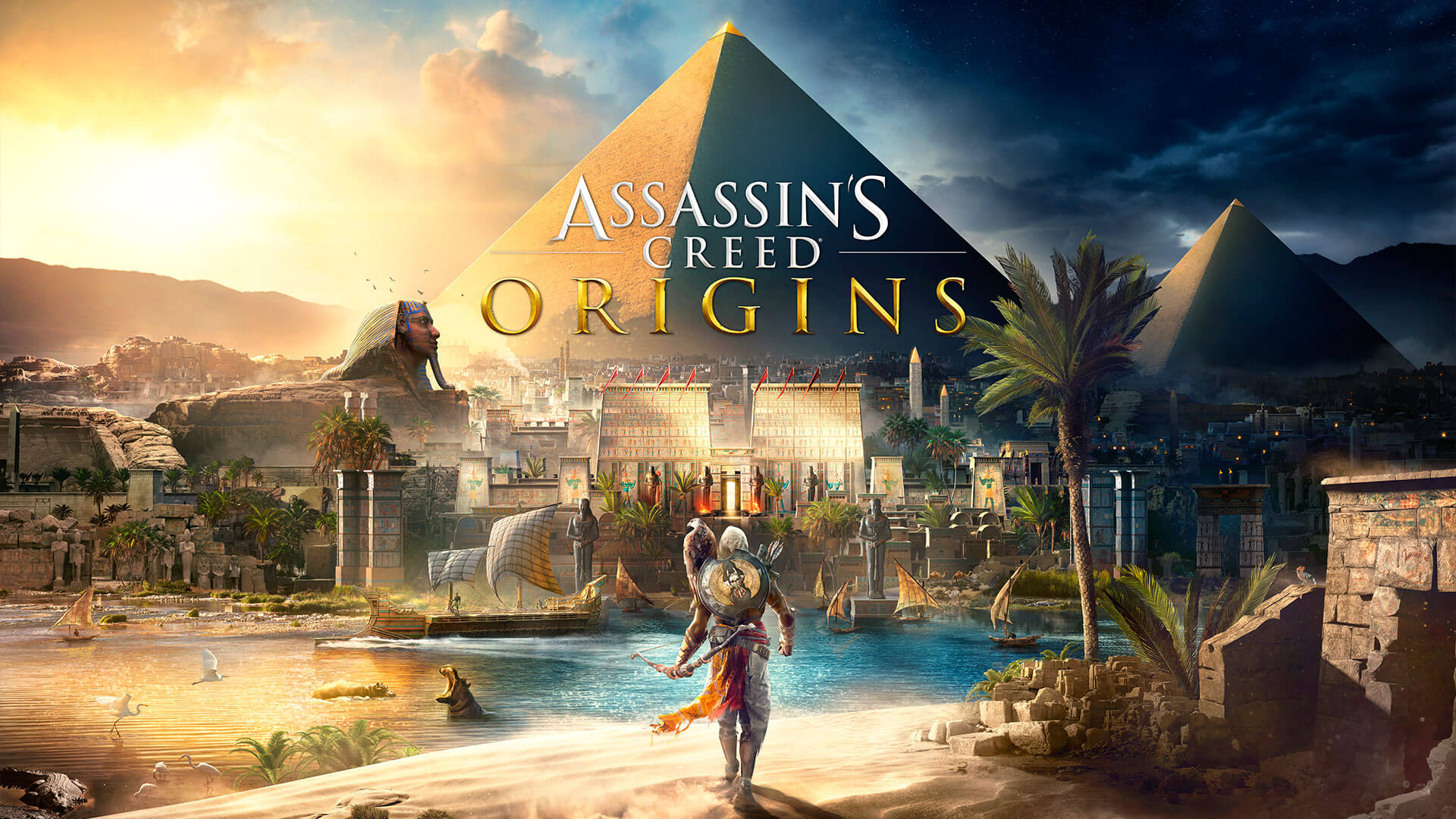 December Update for Assassin's Creed Origins Adds Horde Mode and New Difficulty