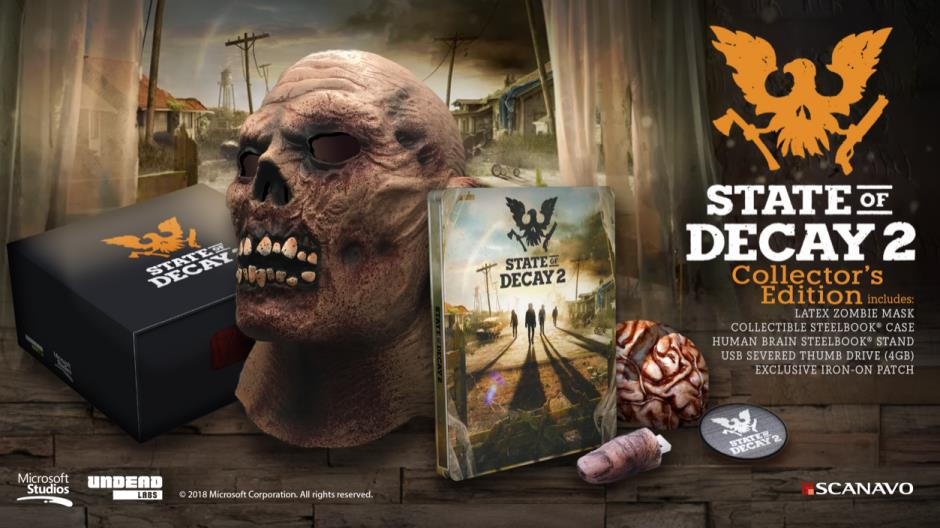 State of Decay 2's Collectors Edition is Missing One Important Thing
