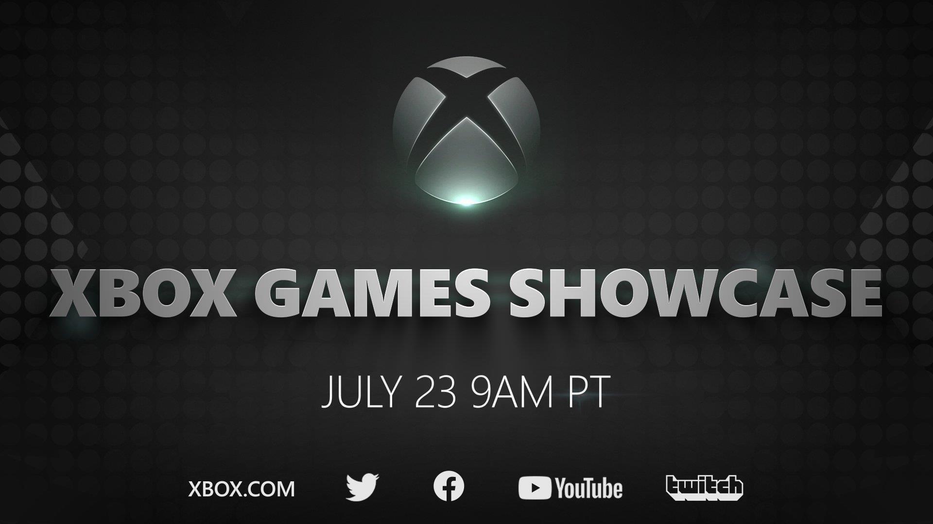 Xbox Games Showcase July 23 Stream - Watch Halo Infinite Gameplay!