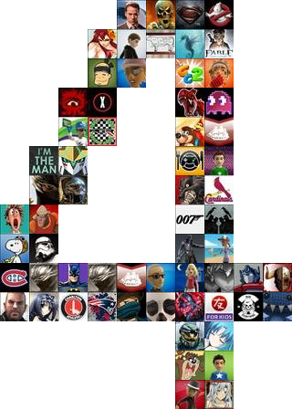 Highest ranking TrueAchievements members