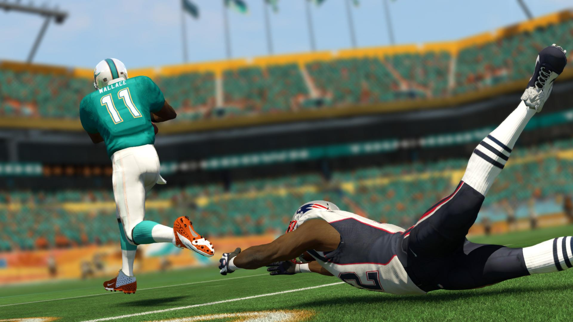 Get Your Feet Wet in Madden NFL 25