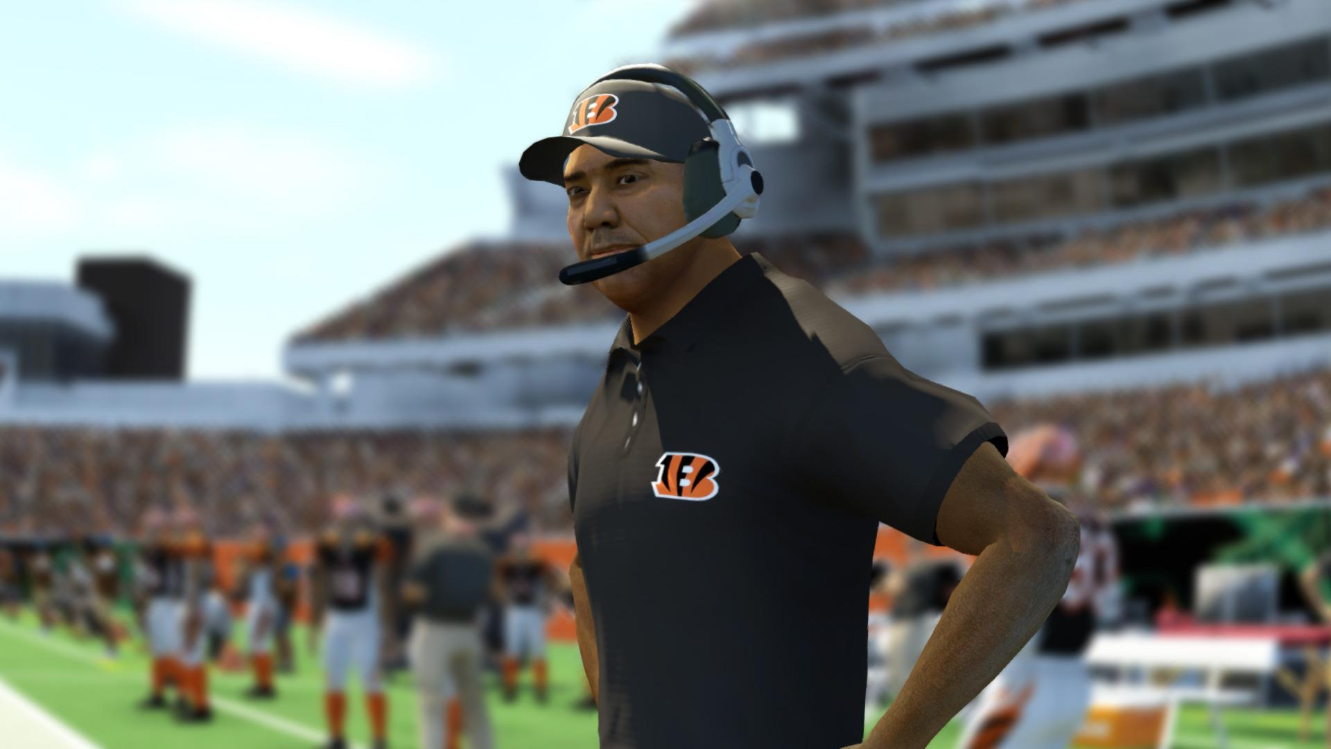 Marvin Lewis Legacy Award in Madden NFL 25