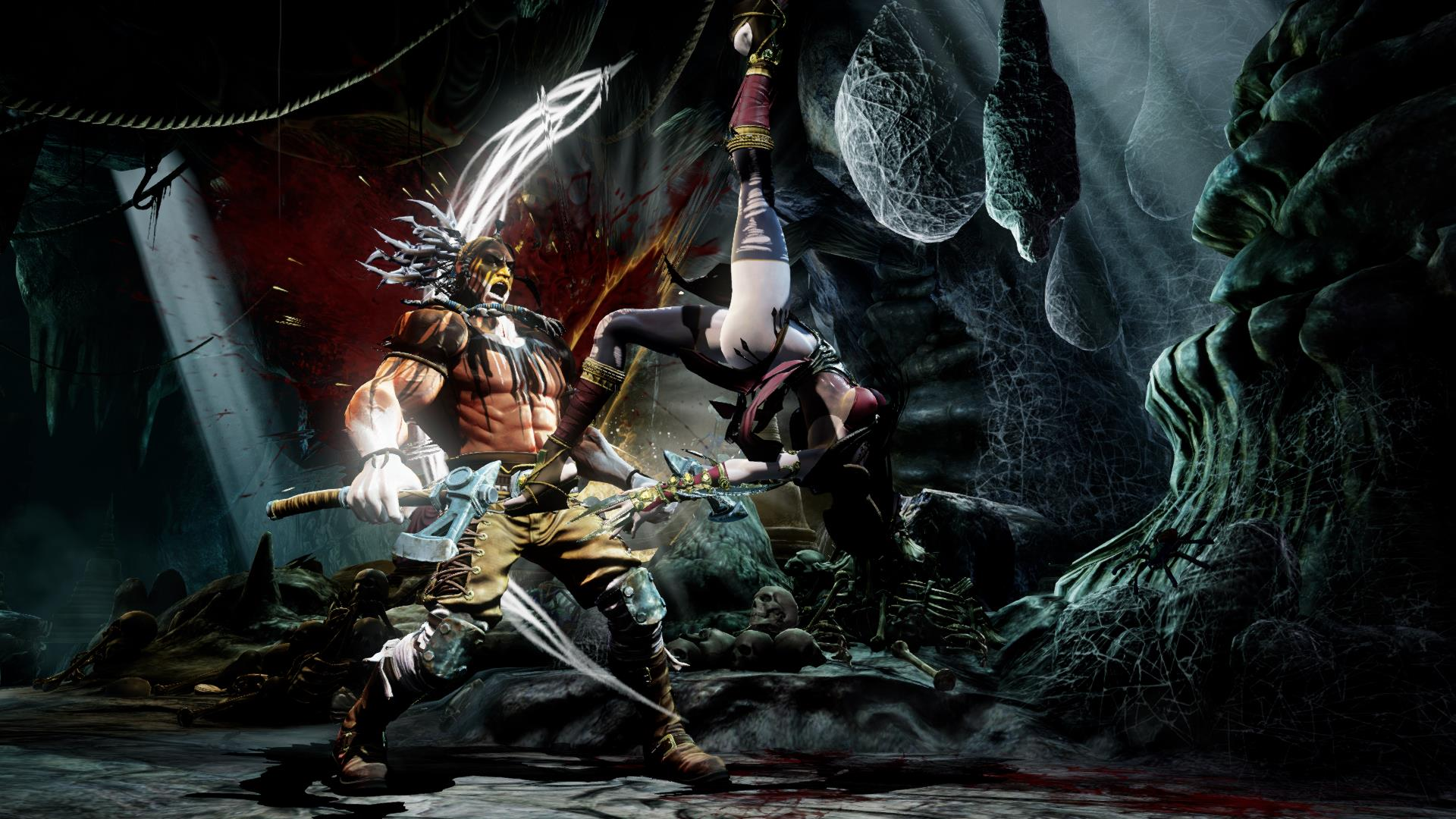 Survival Sadira in Killer Instinct
