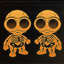 Undead Army in Stealth Inc 2: A Game of Clones
