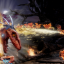 Sparring Cinder in Killer Instinct