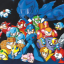 Proto Man's Trap in Mega Man Legacy Collection