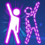 Forever alone in Just Dance 2016 (Xbox 360)
