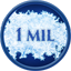 1,000,000 Overall Points in Frozen Free Fall: Snowball Fight (Xbox 360)