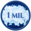 1,000,000 Overall Points in Frozen Free Fall: Snowball Fight