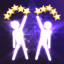 The Dynamic Duo in Just Dance 2016