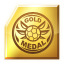 Gold medal in Handball 16 (Xbox 360)