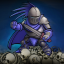 Grim Reaper in Knight Squad