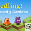 Seedling in Skyling: Garden Defense
